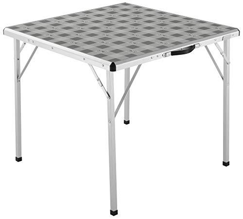 COLEMAN Table de Camping Pliante 80 x 80 x 70 cm