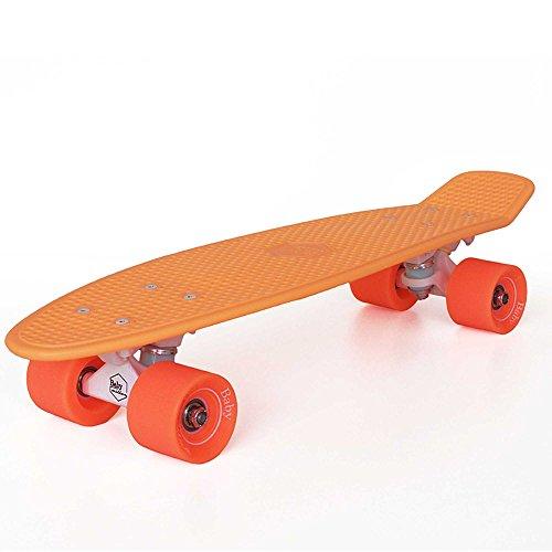 Miller BABY MILLER TANGERINE ORANGE S01BM0024 Plastik Skateboard