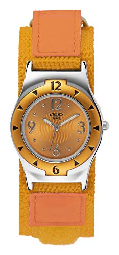 At Time Mädchen-Armbanduhr Kids 454-1806-66 Analog Quarz