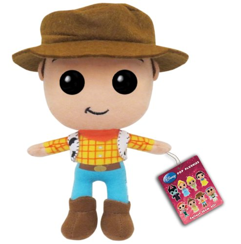 Plush: Disney: Toy Story: Woody