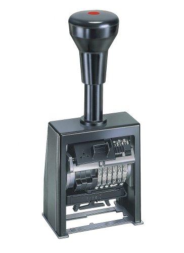 Reiner Auto Numberer B6-6 Wheel - 5.5mm Print