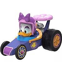 漫画の子供のおもちゃの車の慣性スライディングおもちゃの子供のホリデーギフト (A)