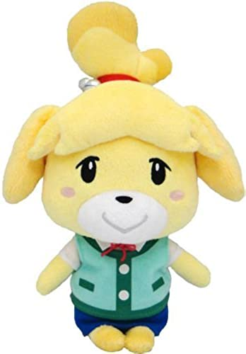Little Buddy USA Animal Crossing New Leaf Isabelle  Shizue 8 Plush by Little Buddy