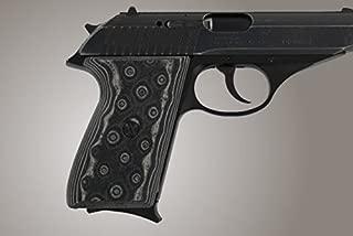 Hogue SIG Sauer P230 P232 G10 Gun Grips, Damascus Black/Grey
