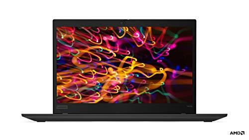 Lenovo ThinkPad T495s Noir Ordinateur portable 35,6 cm (14') 1920 x 1080 pixels AMD Ryzen 5 PRO 16 Go DDR4-SDRAM 256 Go SSD Wi-Fi 5 (802.11ac) Windows 10 Pro