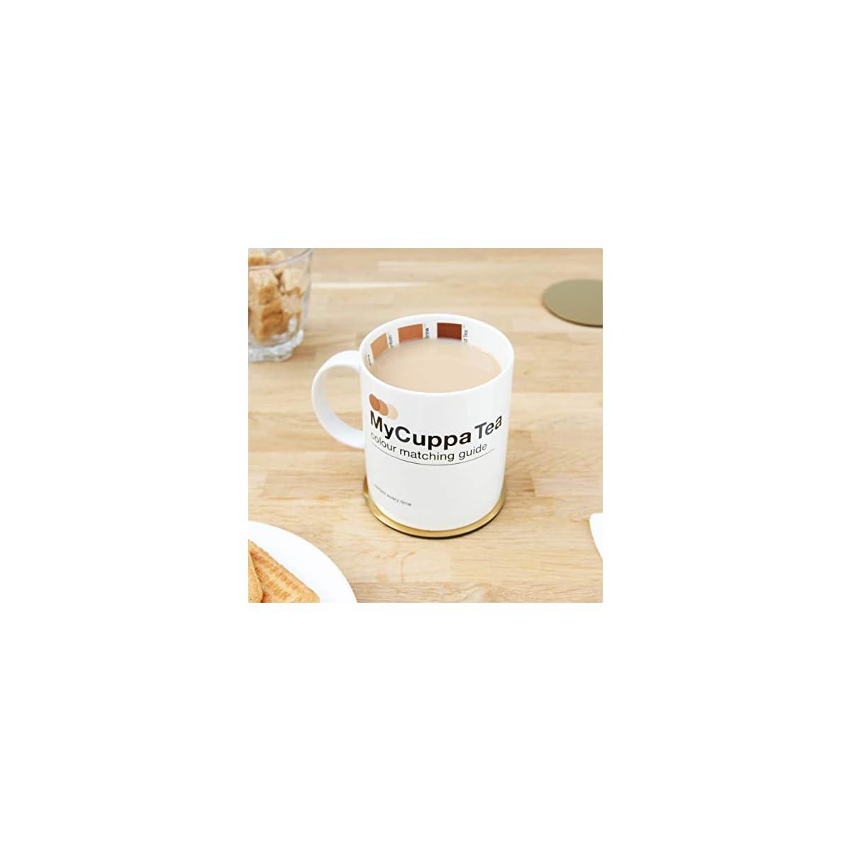 My Cuppa Tea pantone colour matching mug