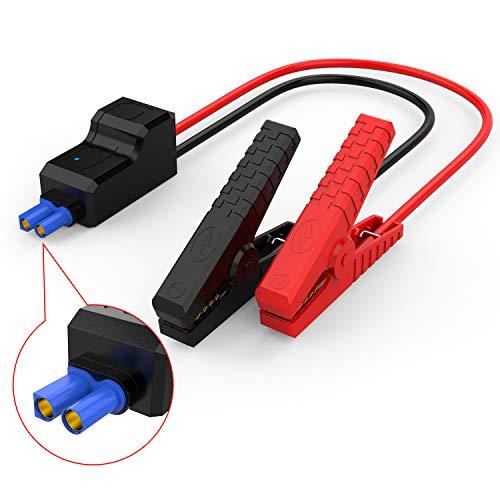 UTRAI Reemplazo EC-5 Coche de Emergencia Portátil Batería Clips de Arranque de Batería Conector de Cable de Emergencia EC5 de Repuesto para Arrancador de Batería de Coche 12V