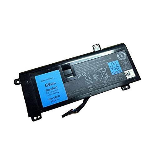 G05YJ 0G05YJ Y3PN0 8X70T - Batería para portátil DELL Alienware 14 R3...