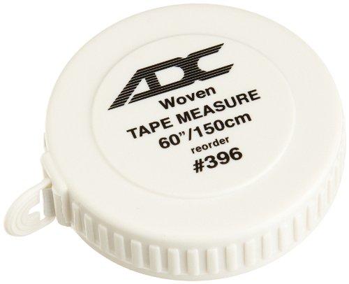 American Diagnostic 396 Dual Scale Geweven Tape Measure - Medisch gereedschap - Voor artsen en verpleegkundigen gebruik - (60
