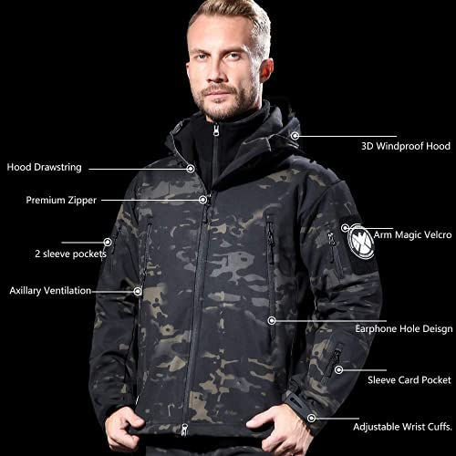 Camo sports jacket _image0