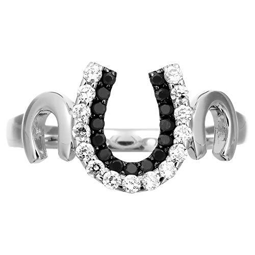 [ココカル]cococaru シルバー リング ダイヤ ダイヤモンド 指輪 sv925 ギフト 記念日 プレゼント 日本製(10)