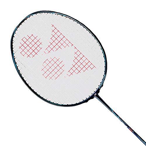 YONEX Nanoray Glan Z Badmintonschläger (Marineblau/Türkis) (4UG4) (unbesaitet)