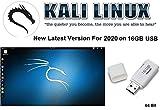 Kali Linux Full Latest Version 2020 Ethical Hacking on 16GB USB 64bit