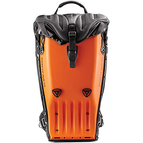 Boblbee GTX Rucksack mit Rückenschutz 25 l Orange matt