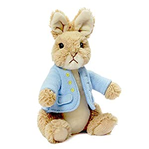 "GUND Classic Beatrix Potter Peter Rabbit Stuffed Animal Plush, 9"" - 41mQxfABbDL - GUND Classic Beatrix Potter Peter Rabbit Stuffed Animal Plush, 9″"