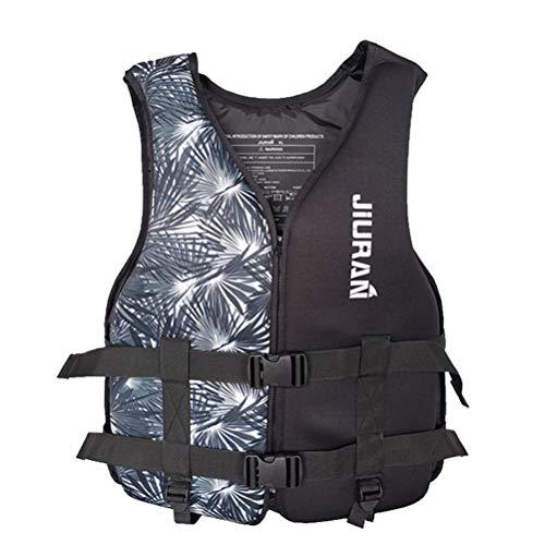 Chaleco de natación para adulto, flotante, flotante, flotabilidad de snorkel
