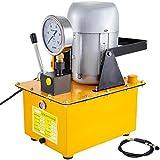 Happybuy Hydraulic Pump Electric Single Acting...