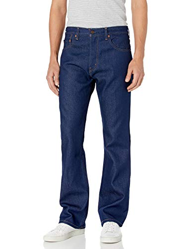 Levi's Herren 517 Bootcut Jeans - Blau - 36W / 32L
