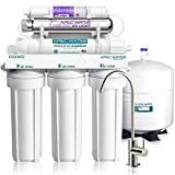 APEC Water Systems ROES-PHUV75 Essence Series Top Tier Alkaline Mineral and Ultra-Violet UV...