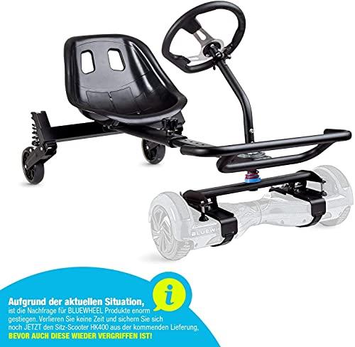 Bluewheel Sitz-Scooter HK400   Sitz Erweiterung...