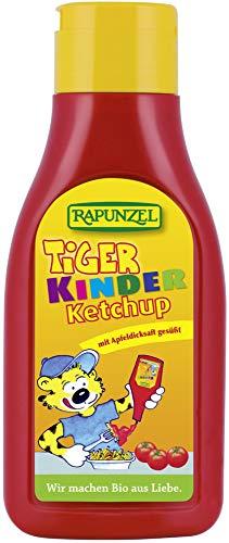 Rapunzel Bio Ketchup Tiger in der Squeezeflasche (2 x 500 ml)