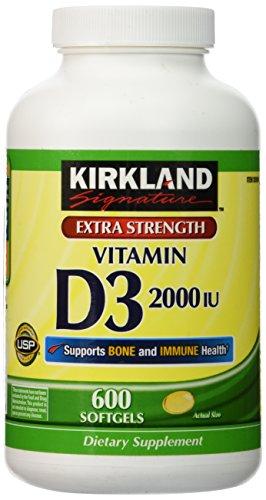 10 Best Costco Vitamin D 5000 Reviews