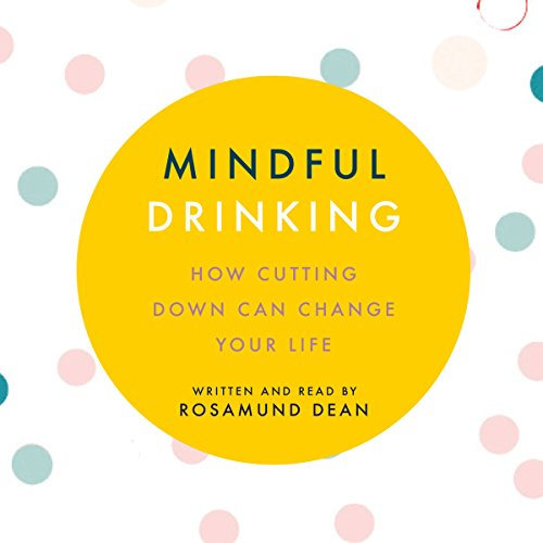 Mindful Drinking audiobook cover art