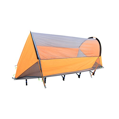 Uboway Tunnel Backpacking Cot Tent