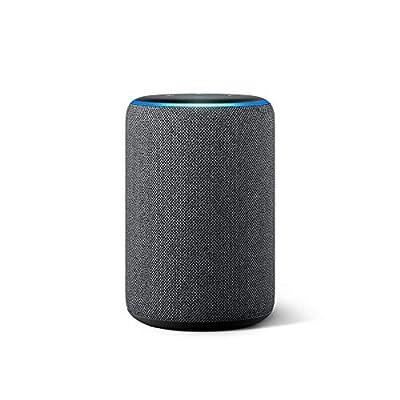 All-new Echo (3rd Gen) - Smart speaker with Alexa