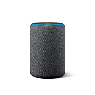 All-new Echo (3rd Gen) - Smart speaker with Alexa - Charcoal (B07P64NDGG) | Amazon price tracker / tracking, Amazon price history charts, Amazon price watches, Amazon price drop alerts