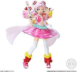 Bandai Candy Precure HUGtto! Precure Shokugan Cutie Figure 2 Cure Yell Melody Sword Version (single)