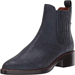 professional Coach Bowery Chelsea Ankle Boots 5.5B Denim