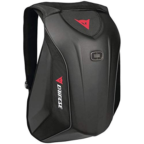 Dainese Unisex-Adult D-MACH BACKPACK (Black, One)