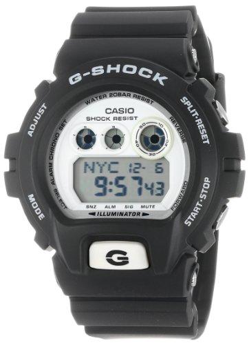 Casio G-Shock World Time Chrono Resin - Black Men's watch #GDX6900-7