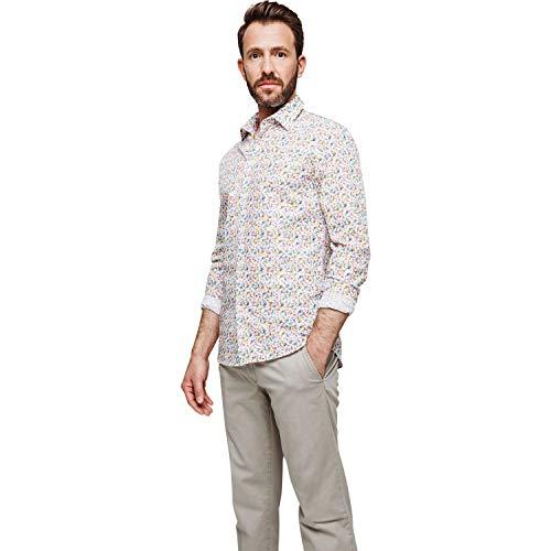 Arrow Herren Business-Hemd Gr. 40, weiß