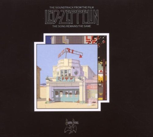 The Song Remains The Same (Remastered / Expanded) (2CD) by Led Zeppelin Original recording remastered, Live, Extra tracks edition (2007) Audio CD