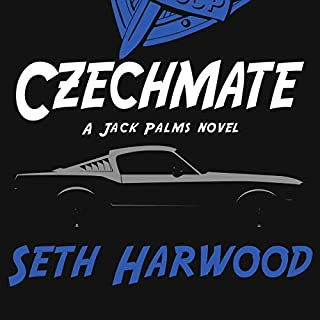 Czechmate: A Gripping Crime Thriller cover art