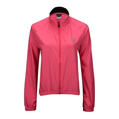 CANARI - Radsport-Jacken für Damen in hot pink, Größe L