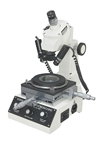 Radical Highly Precise Toolmakers Angle & Linear Industrial Measuring Microscope