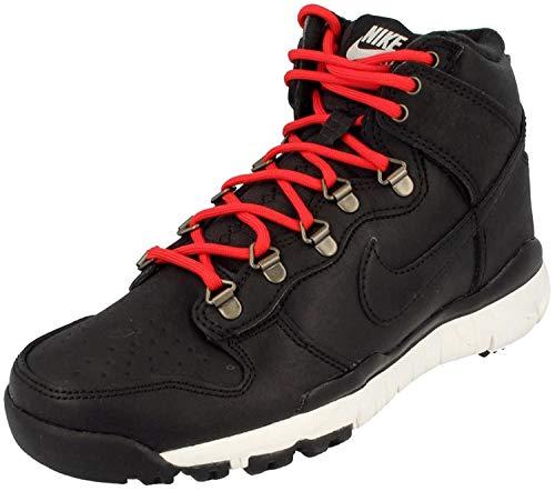 Nike SB Dunk High Boot, Zapatillas de Skateboarding para Hombre, Negro (Negro (Black/Black-Sail-ale Brown), 39 EU