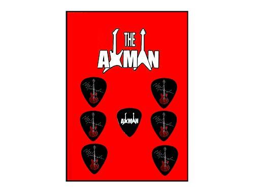 Axman Noel Gallagher (Oasis) 1960's Gibson ES-355 - Juego de púas