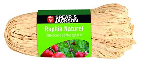 Spear & Jackson 27150 Raphia naturel 150 g
