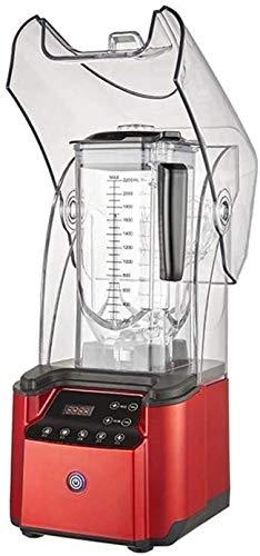 Blender Smoothie Professional Blender Countertop, 2200W, puissance élevée Blender avec haute vitesse, for Crusing Ice, Frozen Desser, soupe
