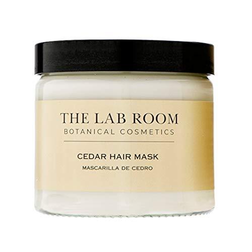 Mascarilla Hidratante Capilar de Cedro The Lab Room Cedar Hair Mask 250ml, Tratamiento Profesional para Pelo Seco y Dañado que Hidrata y Repara el Cabello