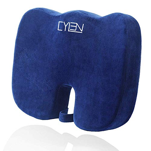 CYLEN Home-Memory Foam Bamboo Charcoal Infused...