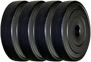 AURION 20 kg Vinyl Plates for Home Gym
