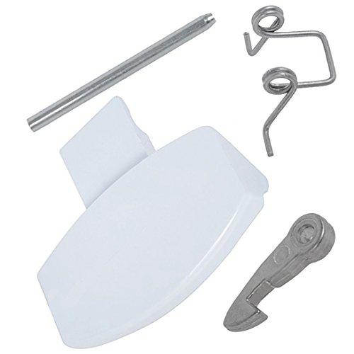 Scholtes sl70pwmaiuk Machine à laver blanc Poignée de porte Kit