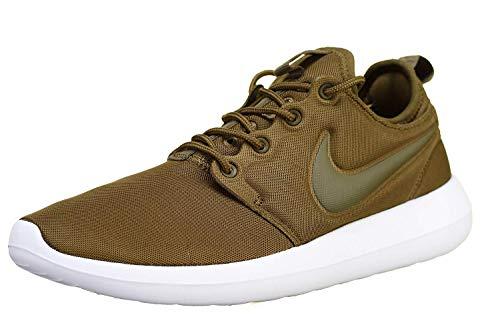 Nike 844931-300, Scarpe da fitness Donna, Verde Olive Flak-Sail-Dark Loden, 36.5 EU