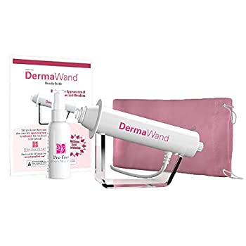 DermaWand Spanish Language Kit with 1 Preface Treatment - REDUCES WRINKLES