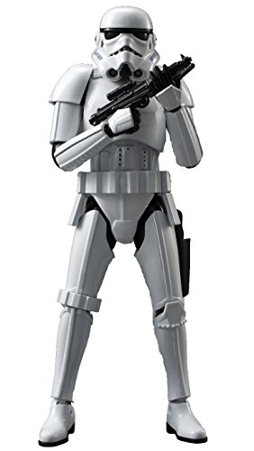 Bandai 1/12 Storm Trooper Bandai Star Wars Model Kit (Japan Import)